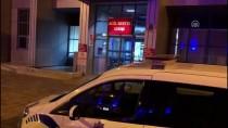 Burdur'da Çalıntı Motosiklet Evin Duvarına Çarptı Açıklaması 2 Yaralı