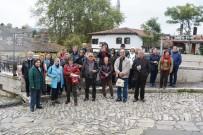 SAPANCA GÖLÜ - Burhaniyeli Emekliler Batı Karadeniz'de Moral Buldu