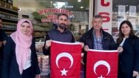 Büyükşehir'den Balıkesir Esnafına 10 Bin Bayrak Dağıtıldı