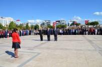 MEHMET TÜRKÖZ - Didim'de 29 Ekim Kutlamaları Çelenk Töreniyle Başladı