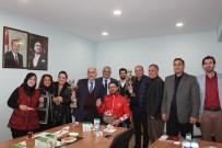 BİLEK GÜREŞİ - Erzurum Kent Konseyi Milli Sporcu Seven'i Altınla Ödüllendirdi