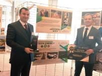 MAHMUT KAÇAR - Gaziantep Büyükşehir Belediyesi Sürdürülebilir Enerji Dalında Ödül Aldı
