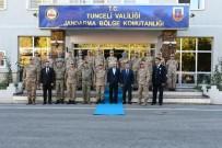 TUNCAY SONEL - İçişleri Bakan Yardımcısı Ersoy Ve Orgeneral Çetin 2 Askerin Şehit Olduğu Bölgeye Gitti