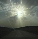 İNSAN YÜZÜ - İnsan Siluetli Bulut Görenleri Şaşırttı