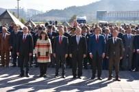 Karabük'te 29 Ekim Cumhuriyet Bayramı Kutlamaları Başladı