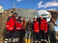 Kars'ta Kaybolan Zihinsel Engelli Bir Kişi 9 Saat Sonra Bulundu