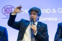 REFERANDUM - Katalan Lider Puigdemont yeni parti kurdu