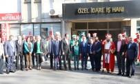 Kırklareli'de Roman Dernekleri Federasyonu'nun Açılışı
