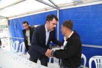 ALİ İHSAN SU - Mersinli Şehidin Ailesine Taziye Ziyareti