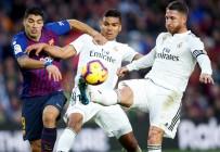 BARCELONA - Messi'siz Barcelona Madrid'i dağıttı