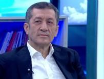 Ziya Selçuk - Milli Eğitim Bakanı Selçuk'tan yaz tatili açıklaması