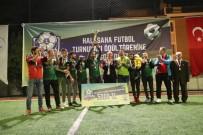 Pamukkale'de 8. Futbol Şöleni Turnuvası Sona Erdi