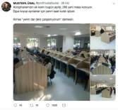 MUSTAFA ÜNAL - Rektör Ünal'dan Kütüphane Mesajı Açıklaması 'Kimse 'Yerim Dar Ders Çalışamıyorum' Demesin'