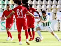 UĞUR ARSLAN - Spor Toto 1. Lig Açıklaması Giresunspor Açıklaması 0 - Balıkesirspor Baltok Açıklaması 0