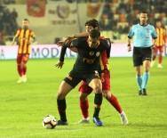 AHMET YıLMAZ - Spor Toto Süper Lig Açıklaması Evkur Yeni Malatyaspor Açıklaması 1 - Galatasaray Açıklaması 0 (İlk Yarı)