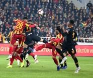 AHMET YıLMAZ - Spor Toto Süper Lig Açıklaması Evkur Yeni Malatyaspor Açıklaması 2 - Galatasaray Açıklaması 0 (Maç Sonucu)