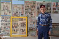 1977 - Tam 41 yıldır gazete kupürü topluyor