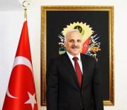 MEZHEP - Vali Zorluoğlu'ndan '29 Ekim Cumhuriyet Bayramı' Mesajı
