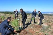 'Yeşil Dönüşüm Ormanları Projesi'Nin İlk Durağı Çanakkale Oldu