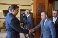 29 Ekim Cumhuriyet Bayramının 95. Yıl Dönümü Erzincan'da Coşkuyla Kutlandı