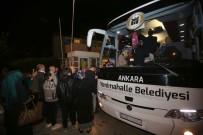 SAVAŞ MÜZESİ - 5 Bin Yenimahalleli Çanakkale'yi Gezdi