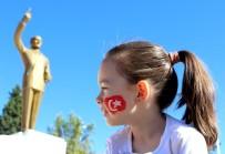 FOLKLOR GÖSTERİSİ - Adıyaman'da Cumhuriyet Bayramı Coşkuyla Kutlandı