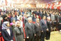 Ağrı'da 29 Ekim Cumhuriyet Bayramı Kutlandı