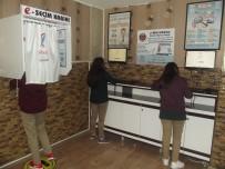 ÖĞRENCİ MECLİSİ - Altınşehir Anadolu Lisesinde E-Seçim Uygulaması