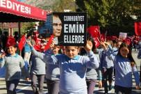 Amasya'da 29 Ekim Coşkuyla Kutlandı