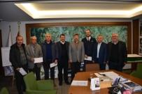 AHMET DEMİR - Amatör Spor Kulüplerine Destek