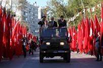 MÜNIR KARALOĞLU - Antalya'da Coşkulu 29 Ekim Kutlaması