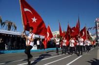 AYDIN VALİSİ - Aydın'da 29 Ekim Coşkuyla Kutlandı