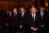 İLBER ORTAYLI - Başkan Tuna'ya Anlamlı Ziyaret