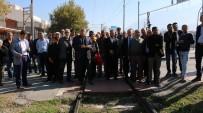 ÖZELEŞTİRİ - Bir Ayda İki Kişinin Can Verdiği Tren Yolunda Protesto