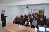 TENZILE ERDOĞAN - Büyükşehir'den Çölyak Hastaları İçin Seminer