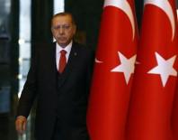 DANIŞTAY BAŞKANI - Cumhurbaşkanı Erdoğan Tebrikleri Kabul Etti