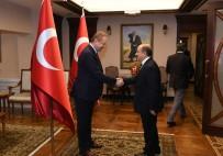 ORHAN FEVZI GÜMRÜKÇÜOĞLU - Cumhuriyet Bayramı Trabzon'da Çoşkuyla Kutlandı