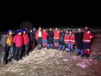 BOĞAZIÇI ÜNIVERSITESI - Demirkazık Dağı'nda Rotasını Kaybeden Dağcılar Kurtarıldı