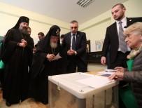 GÜRCİSTAN CUMHURBAŞKANI - Gürcistan Cumhurbaşkanını Seçemedi