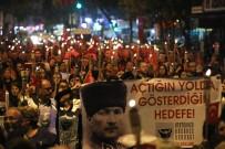 İzmir'in İlçelerinde Cumhuriyetin 95. Yıl Gururu