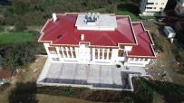 İNŞAAT ALANI - Kabadüz Kültür Merkezi Yılsonuna Tamamlanıyor
