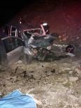 Kahramanmaraş'ta Feci Kaza Açıklaması 3 Ölü, 3 Yaralı