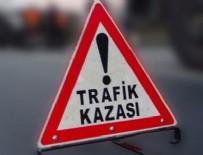 CEYHAN - Kahramanmaraş'ta korkunç kaza! 3 ölü, 3 yaralı