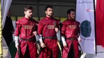 OSMANLı İMPARATORLUĞU - Kemankeş Türk Okçuluğu Sergisi Pekin'de Açıldı