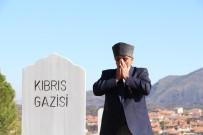 MERKEZ EFENDİ - Kıbrıs Gazileri, Silah Arkadaşlarını Unutmadı