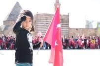 Kırşehir'de Cumhuriyet Bayramı Kutlamalarına Büyük İlgi