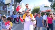 LEFKOŞA - KKTC'de Cumhuriyet Bayramı Coşkusu