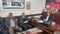 TOPRAK MAHSULLERI OFISI - MTB Başkanı Özcan Kayısıya Destek Turunda