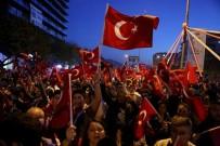 HALUK LEVENT - Nilüfer'de 200 Bin Kişi Cumhuriyet İçin Yürüdü
