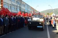 SEDDAR YAVUZ - Ordu'da 29 Ekim Coşkusu